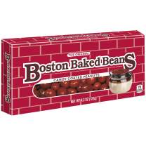 Boston Baked Beans Candy Coated Peanuts, 4.3 Ounce, Pack of 12
