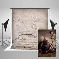Kate 8x8ft Brick Photography Backdrop Vintage Brick Wall Photo Backdrops Portrait Background Studio Props