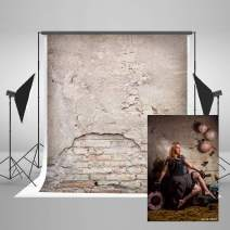 Kate 10x10ft Brick Photography Backdrop Vintage Brick Wall Photo Backdrops Portrait Background Studio Props