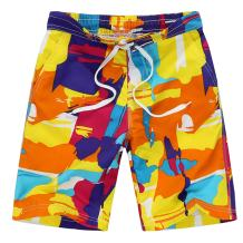 WESIZAR Boys Swim Trunks Camouflage Quick Dry Beach Shorts Board Shorts with Mesh Lining