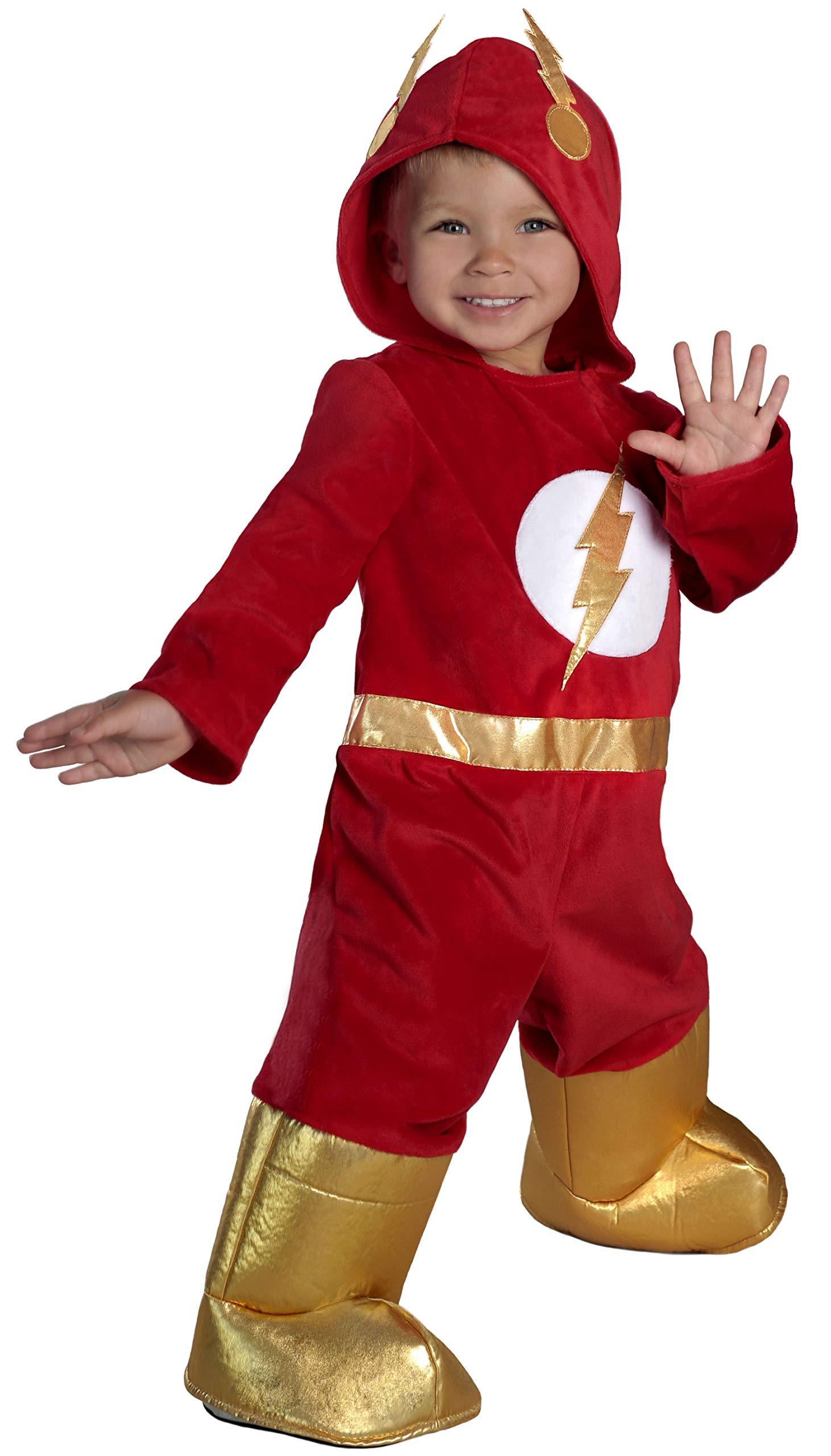 Princess Paradise Baby The Flash Premium Costume Jumpsuit