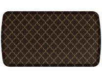 "GelPro Elite Premier Anti-Fatigue Kitchen Comfort Floor Mat, 20x36"", Lattice Java Stain Resistant Surface with therapeutic gel and energy-return foam for health & wellness"