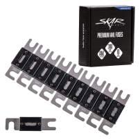 Skar Audio 300 Amp Nickel Plated Anl Fuses (10 Pack) - SK300A-ANL-10PK