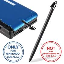 Insten Stylus Pen Replacement For Nintendo 3DS XL / Nintendo 3DS LL Black (NOT COMPATIBLE with NEW 3DS)