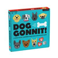 Mudpuppy Dog-Gonnit Board Game – for 2-4 Players, Ages 8+ - Teaches Real-Life Dog Caring Skills – Fun and Engaging Game for Families to Play Together