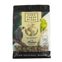 Oven Fresh Bites Classic Formula Bird Food, Natural Baked Avian Diet