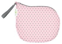bumGenius Outing Wet Bag - Holds 3 to 5 Cloth Diapers (Ballet)