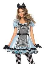 Leg Avenue Women's Hypnotic Alice in Wonderland Halloween Costume