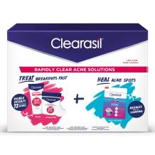 Clearasil Rapid Rescue Kit, 1 count