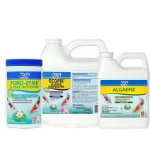 API Pond-Zyme Sludge Destroyer Pond Cleaner with Natural Pond Bacteria & Barley