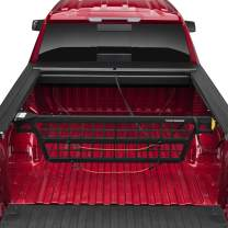 """Roll N Lock Cargo Manager Truck Bed Organizer   CM404   Fits 2019 - 2020 New Body Style Dodge Ram 1500 w/RamBox Fits With Multi-Function (Split) Tailgate 5'7"""" Bed"""
