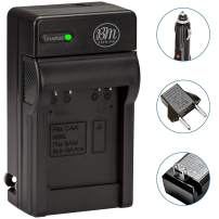 BM Premium CB-2LY Replacement Battery Charger for NB-6L, NB-6LH Battery