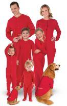 PajamaGram Family Christmas Pajamas Onesie - Christmas Onesie