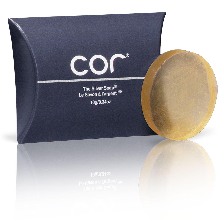 Cor Silver Soap, 0.34 oz