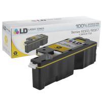 LD Compatible Xerox 106R02758 Yellow Laser Toner Cartridge for use in Xerox 6022 & 6027