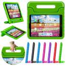 """greatgo Case Compatible with iPad 9.7in Air 1 Air 2 5th 6th Generation Shockproof Childproof Lightweight Convertible Handle Stand iPad Cover Case for 6th 5th Generation 9.7"""" Air Case Green"""