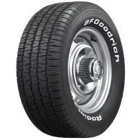 Coker Tire 6305500 BF Goodrich Radial T/A White Letter 245/60R15