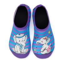 Toddler Kids Water Shoes Lightweight Non-Slip Aqua Socks Shoes for Beach Walking for Boys Girls Toddler