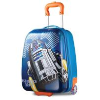 American Tourister Kids Hardside Upright Luggage, Star Wars R2-D2, Carry-On 18-Inch