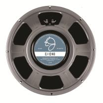 "Eminence Signature Series EJ-1240 12"" Eric Johnson Guitar Speaker, 40 Watts at 8 Ohms"