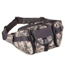 SINAIRSOFT Tactical Waist Pack Outdoor Hiking Running Camping Hip Belt Bag