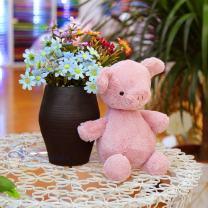 COFFLED 10 Inch Baby Toddler Plush Dolls Development Stuffed Toys; Infant Kids Animal Soft Pillow Birthday Xmas Wedding Gift
