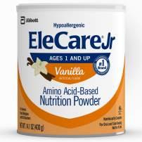 EleCare Powder Jr. Vanilla 14.1 Ounces - 1 Can