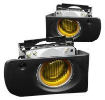 DNA Motoring FL-AI94-AM Front Bumper Fog Light, Driver and Passenger Side