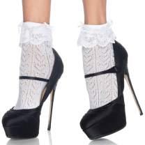 Leg Avenue Womens Anklet Socks