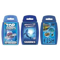 Sea Life Top Trumps Card Game Bundle