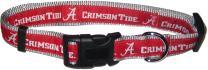 Pets First Alabama Crimson Tide Collar