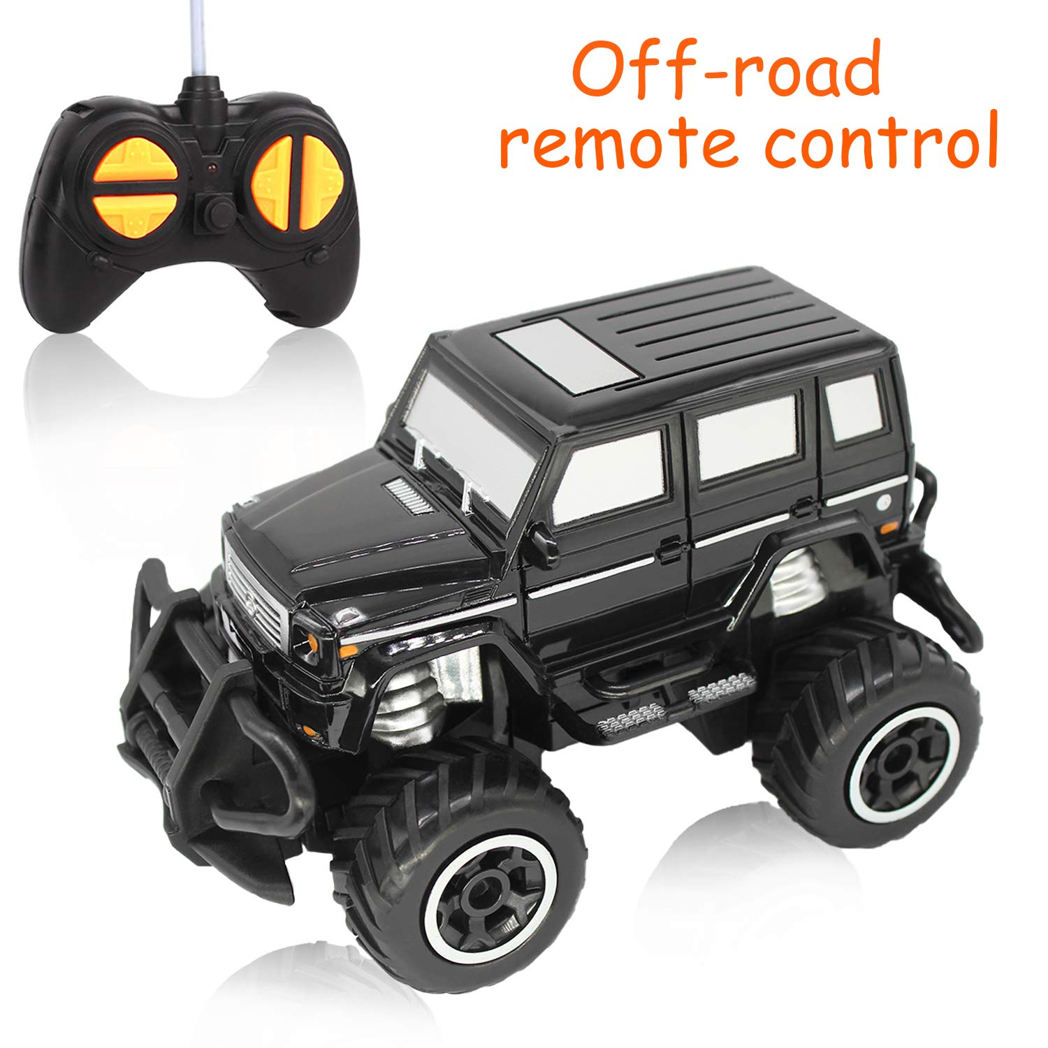 Remote Control Cars for 5 6 7 8 Year Old Kids,High Speed Mini RC Trucks Birthday Gifts for Toddler