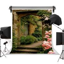 Kate 6.5x10ft/2m(W) x3m(H) Large Wedding Background Spring Photo Backdrop Pink Rose Scenery Photography Studio Prop