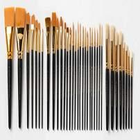 FolkArt Ultimate Paint Brush Set, 35 Pack