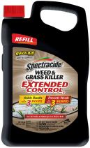 Spectracide Weed & Grass Killer with Extended Control2 (AccuShot Refill) (HG-96396) (Pack of 4)