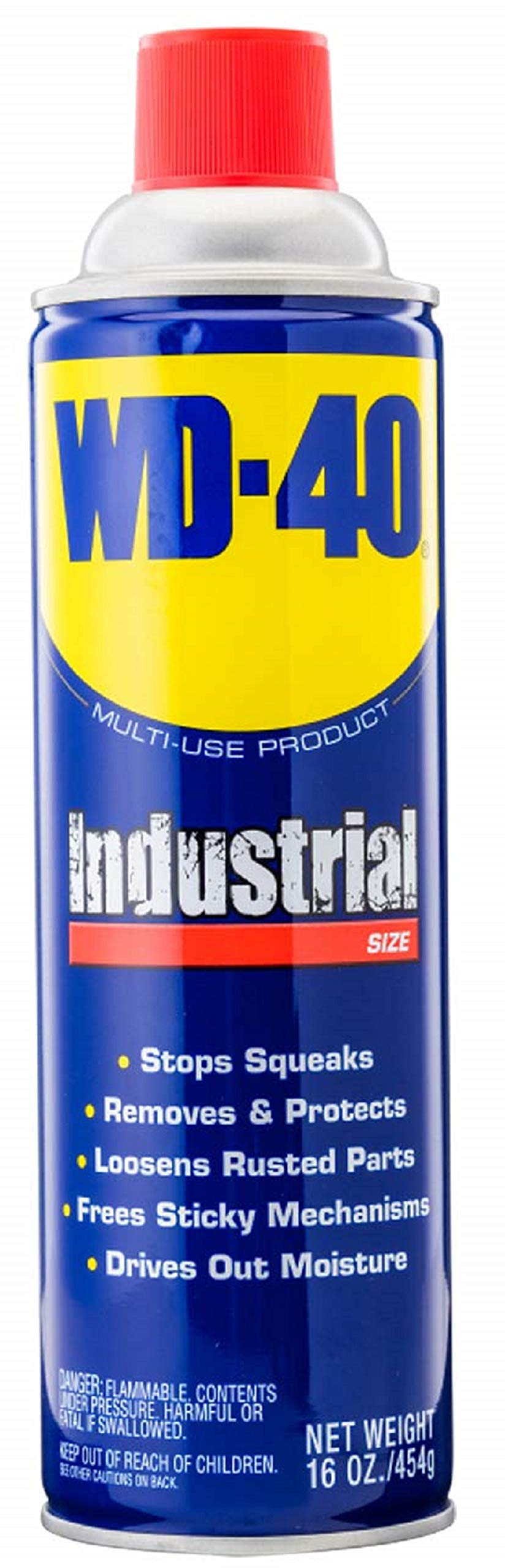 WD-40 490081 Multi-Use Lubricant Product Spray 16 OZ (Pack of 1)