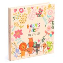 Baby Memory Book for First Five Years with Holidays, Gender Neutral Baby Journal and Photo Album