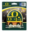 MasterPieces NCAA Oregon Ducks, Real Wood Toy Train Engine, For Ages 3+