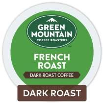 Green Mountain Coffee Roasters French Roast, Single-Serve Keurig K-Cup Pods, Dark Roast Coffee, 72 Count