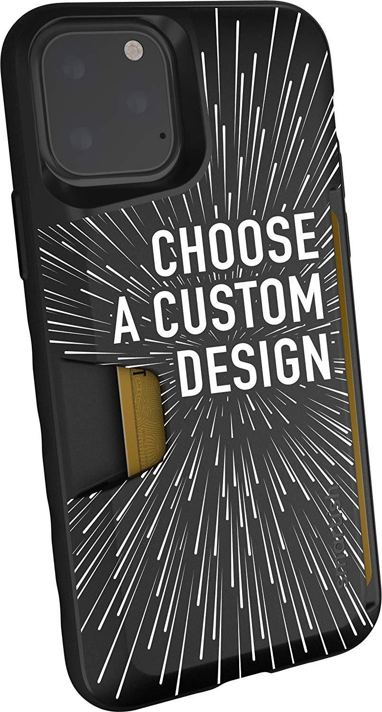 Smartish iPhone 11 Pro Max Wallet Case - Wallet Slayer Vol. 1 [Slim + Protective] Credit Card Holder (Silk) - {Secret Menu}