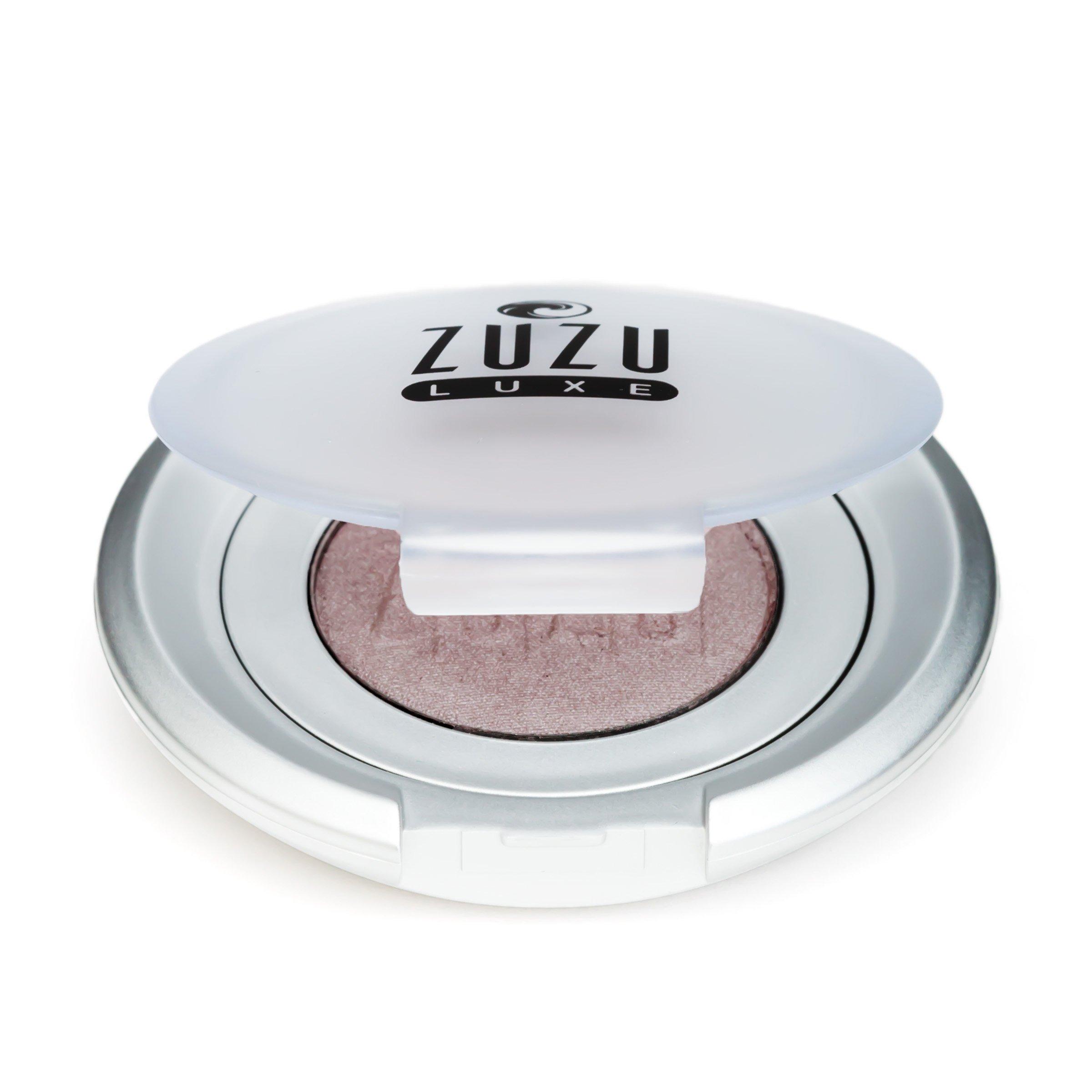 Zuzu Luxe Eyeshadows (Prism),0.07 oz,Mineral Eyeshadow, Richly pigmented, velvety smooth formula. Natural, Paraben Free, Vegan, Gluten-free, Cruelty-free, Non GMO.