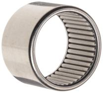 "Koyo B-105 Needle Roller Bearing, Full Complement Drawn Cup, Open, Inch, 5/8"" ID, 13/16"" OD, 5/16"" Width, 4500rpm Maximum Rotational Speed"