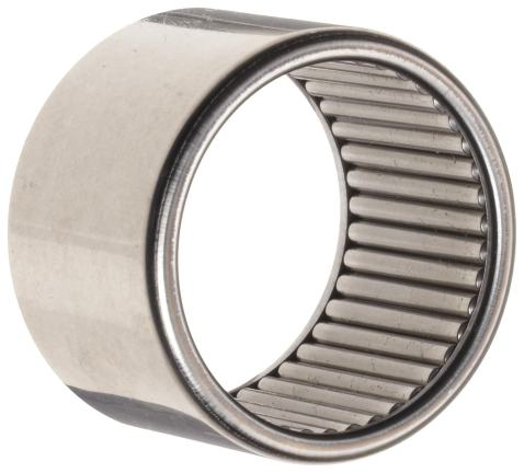 """Koyo B-57 Needle Roller Bearing, Full Complement Drawn Cup, Open, Inch, 5/16"""" ID, 1/2"""" OD, 7/16"""" Width, 8300rpm Maximum Rotational Speed"""