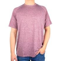 Men's Dry-Fit Performance Shirt - Lightweight, Breezy, Classic Fit - Wicks Away Moisture