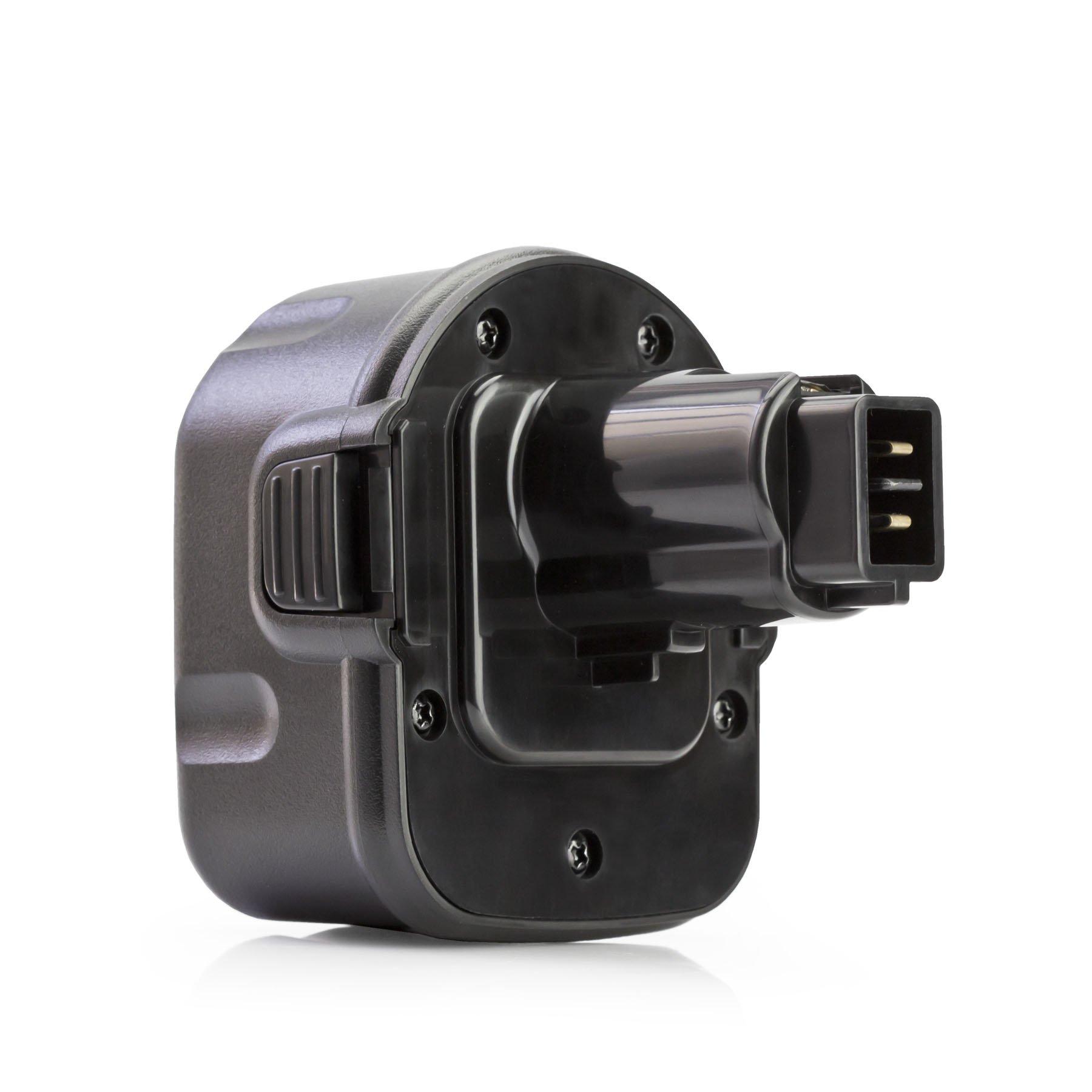 ExpertPower 12v 1500mAh NiMh Battery for Dewalt DC9071 DW9072 DW9071 DE9075 DE9074 DE9072 DE9071 DE9037 397745-01 152250-27