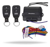 InstallGear Keyless Entry System & Trunk Pop Release with Two 3-Button Remotes