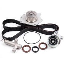 SCITOO Timing Belt Kit + Water Pump Fits 98-04 LHS 300M Dodge 3.2L 3.5L SOHC