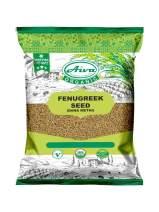 AIVA Organic Fenugreek Seeds (Whole Methi) 14 oz