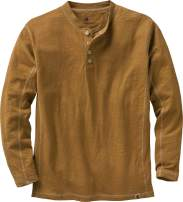Legendary Whitetails Men's Maverick Slub Henley Shirt