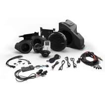 Rockford Fosgate RZR14RC-STAGE3 for Ride Command Interface, Front Speaker and Subwoofer Kit for Select 2014 – 2020 Polaris RZR Models
